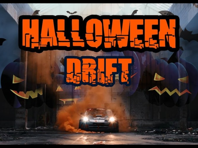 Halloween Drift par Burn & Shot